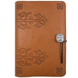 Da Vinci Renaissance Embossed Leather Journal