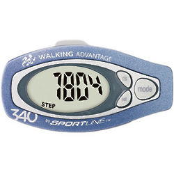 345 Step Distance and Calorie Pedometer