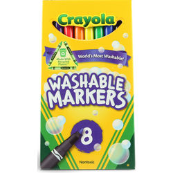 Case of Crayola Washable Markers