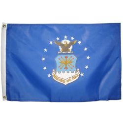 Nylon Air Force Flag