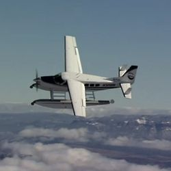 Apache Trail Seaplane Tour