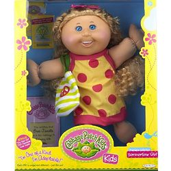 Cabbage Patch Kids Summertime Girl Doll