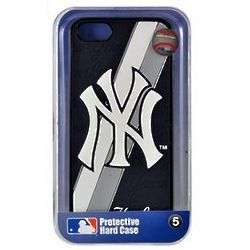 New York Yankees iPhone 5 Hard Back Cover