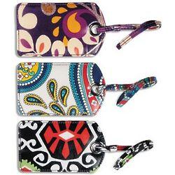 Vera Bradley Luggage Tag