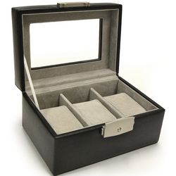 3 Slot Luxury Watchbox