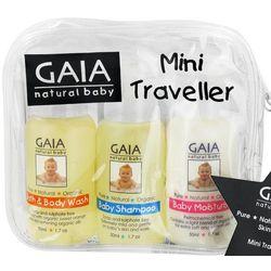 Natural Baby Mini Traveler Skin Care Kit