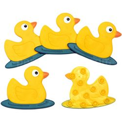 Rubber Ducky Tub Treads