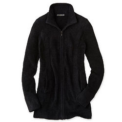 Full Zip Fleece Cardigan