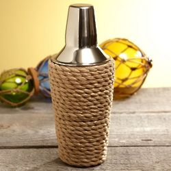 Vine Wrapped Seaside Cocktail Shaker