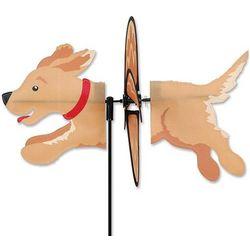 Golden Retriever Dog Wind Spinner