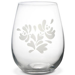 Yorktowne All Purpose Stemless Wine Glass