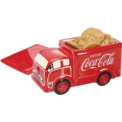 Coca-Cola Truck Cookie Jar