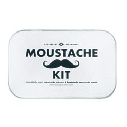 Moustache Grooming Kit