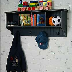 4-Slot Wall Cubby