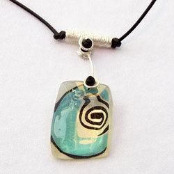 Single Pendant Necklace