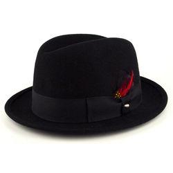 Men's Wool Felt Blues Hat