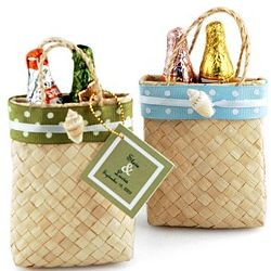 Palm Leaf Buri Favor Bag
