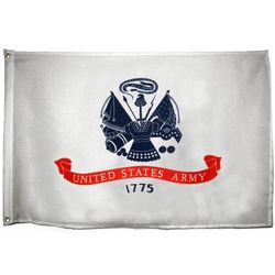 Nylon Army Flag