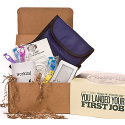 You Landed Your First Job Kit