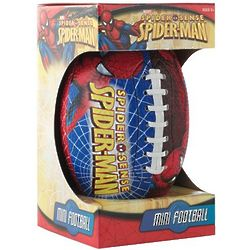 Spiderman Mini Football