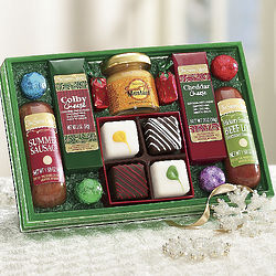 Holiday Treasure Snack Box
