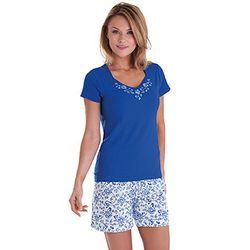 Ming Floral Short Set Pajamas