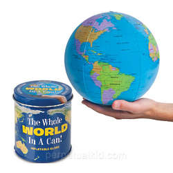Whole World In A Can