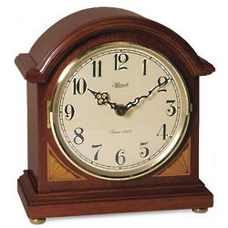 Winfall Dual Chime Mantel Clock