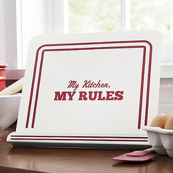 Cake Boss Cookbook and Tablet Stand