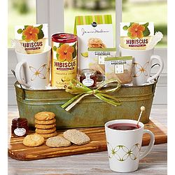 Tea for Two Gourmet Gift Basket