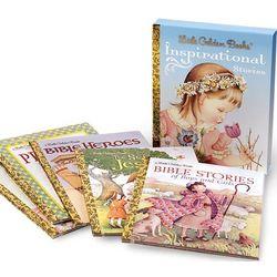 Little Golden Books Inspirational Stories