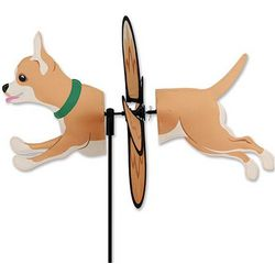 Dog Wind Spinner Chihuahua