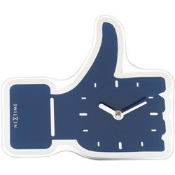 Thumbs-Up Clock