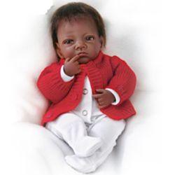 So Truly Real Tiny Miracles Jasmine Baby Doll