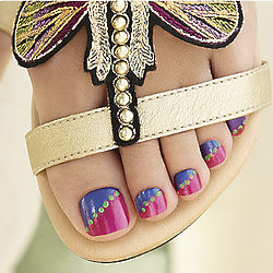 Sun-Sations Nail Art Kit