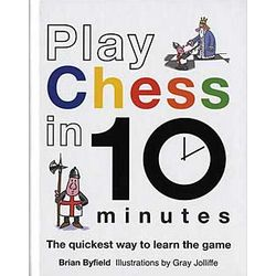 Play Chess in 10 Minutes Book