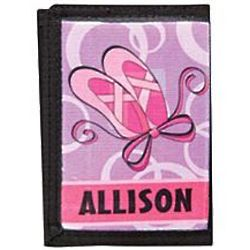 Personalized Kid's Colorful Wallet