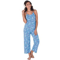 Women's Hawaiian Capri Pajamas