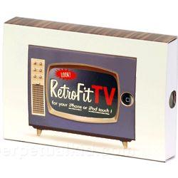 Retro-Fit TV Box for Smartphone