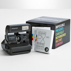 Polaroid Onestep Closeup Camera Kit
