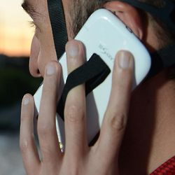 Sling Mobile Device and Cell Phone Grip