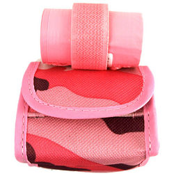 Pink Camo Doggy Bag Dispenser