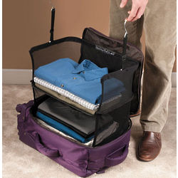 Shelves-To-Go Packable Tiered Organizer