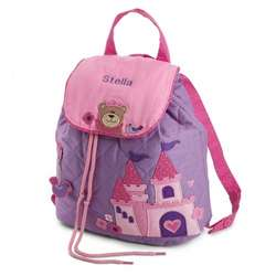 Princess Quilted Backpack