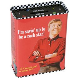 Savin' Up to Be A Rock Star Bank