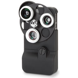 Tricloptic iPhone Camera Lens