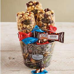Moose Munch Popcorn Pail