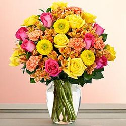 Delightful Blooms Flower Bouquet
