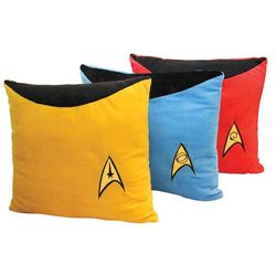 Star Trek Uniform Pillow