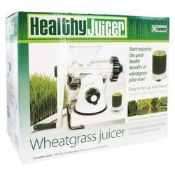 Wheatgrass Juicer in White